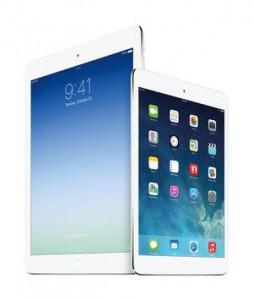 iPad Air v Mini
